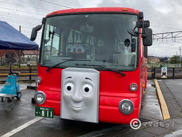 バスのバーディーの写真です。