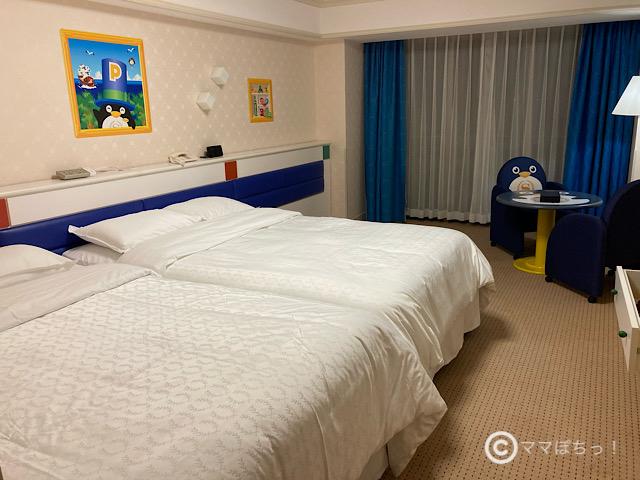 シェラトン・グランデ・トーキョーベイ・ホテル「トレジャーズルーム」の写真です。