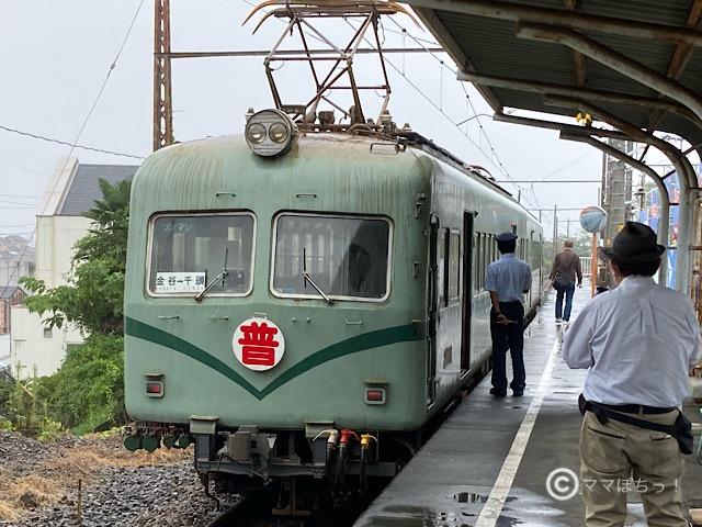 大井川鉄道を走る「ズームカー」の写真です。