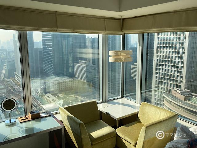 ホテルメトロポリタン丸の内の「エグゼクティブコーナーツイン」の写真です。